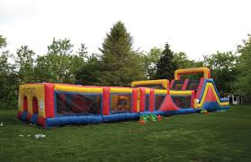 Sioux Falls inflatables obstacle course 3pc